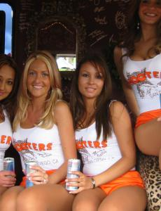 Gallery for tarus with a shit load of hooters chicks